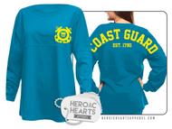 Coast Guard Varsity Jersey