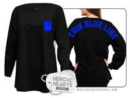 Thin Blue Line Varsity Jersey