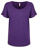 TriBlend Dolman - Purple