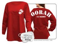 OORAH Varsity Jersey
