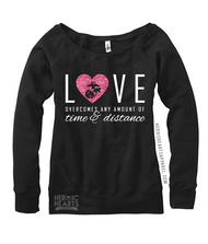 USMC Love Overcomes Shirt