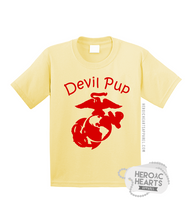 Devil Pup Onesie or Shirt
