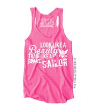 Look Like A Beauty Train Like A Sailor Shirt