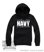 Proud Navy Girlfriend Shirt