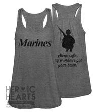 Sleep Safe Shirt - Marines