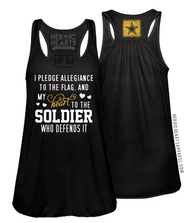 Pledge Allegiance Shirt - Army