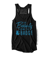 The Beauty Behind the Badge Shirt