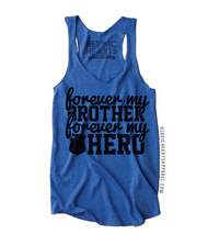 Forever My Brother Forever My Hero LEO Shirt