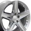 "20"" Fits Jeep - Grand Cherokee Wheel - Polished 20x9"