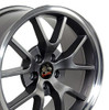 "18"" Fits Ford - Mustang FR500 Wheel - Anthracite 18x9"