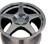 "17"" Fits Chevrolet - Corvette ZR1 Wheel - Polished 17x9.5"
