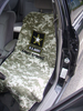 US Army Camo Car Seat Cover Towel Armour