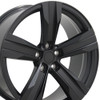 "20"" Fits Chevrolet - Camaro ZL1 Wheel - Matte Black 20x8.5"