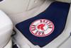 Boston Red Sox Carpet Floor Mats