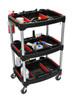 MC-3 Mechanics Three Shelf Cart