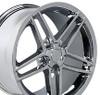 "19"" Fits Chevrolet - Corvette C6 Z06 Wheel - Chrome 19x10"