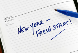New Year's Resolutions for Your Car!