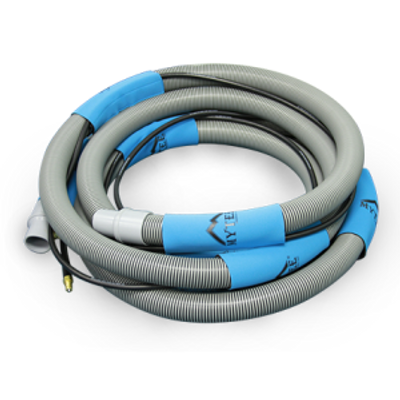 25 ft vacuum and solution hose