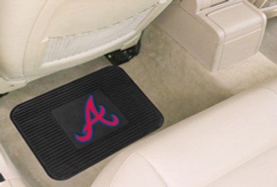 Atlanta Braves Rear Vinyl Floor Mats
