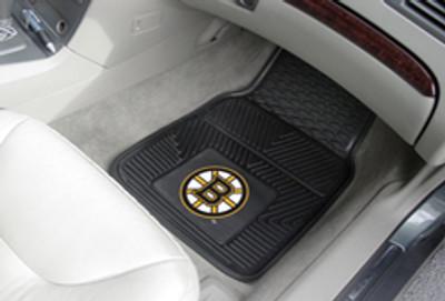 Boston Bruins Vinyl Floor Mats