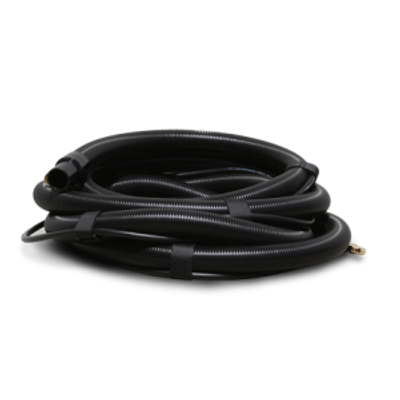 25 ft vacuum and solution hose with velcro straps 8100