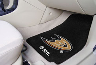Anaheim Ducks Carpet Floor Mats