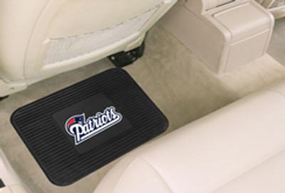New England Patriots Rear Floor Mats