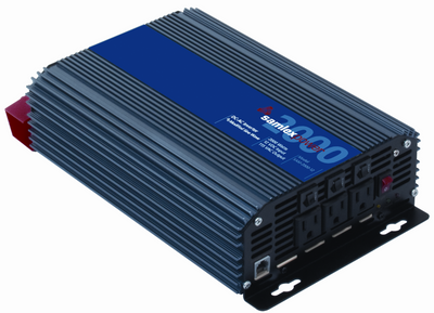 Samlex 2000 Watt Modified Sine Wave Inverter 12 Volt