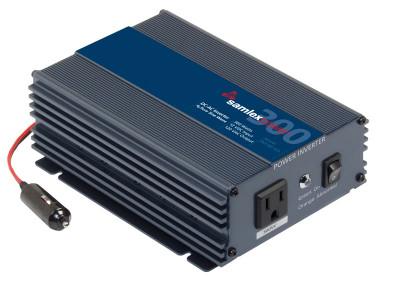 Samlex 300 Watt Pure Sine Wave Inverter 12V