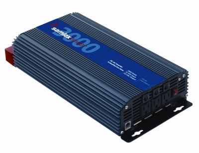 Samlex 3000 Watt Modified Sine Wave Inverter 12 Volt