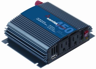 Samlex 450 Watt Modified Sine Wave Inverter 12 Volt