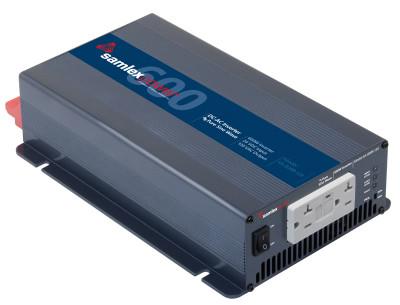 Samlex 600 Watt Pure Sine Wave Inverter 24 Volt