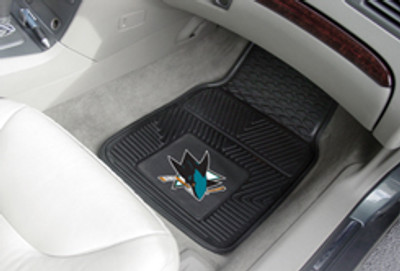 San Jose Sharks Vinyl Floor Mats
