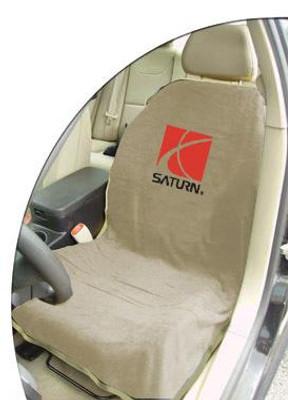 Saturn Tan Car Seat Cover Towel