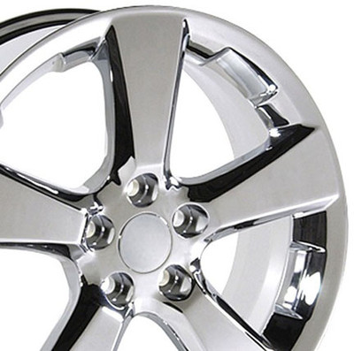 "18"" Fits Lexus - RX 330 Wheel - Chrome 18x7"