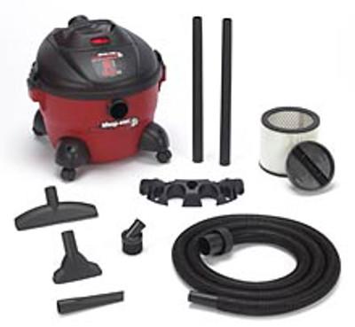 Shop-Vac 8 Gallon 4.5 Peak HP Vacuum Model 5870800
