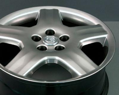 "18"" Fits Lexus - LS430 Wheel - Hyper Black 18x7.5"