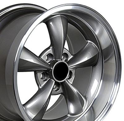"18"" Fits Ford - Mustang Bullitt Wheel - Anthracite 18x10"