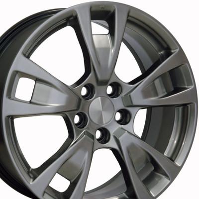 "19"" Fits Acura - TL Wheel - Silver 19x8"