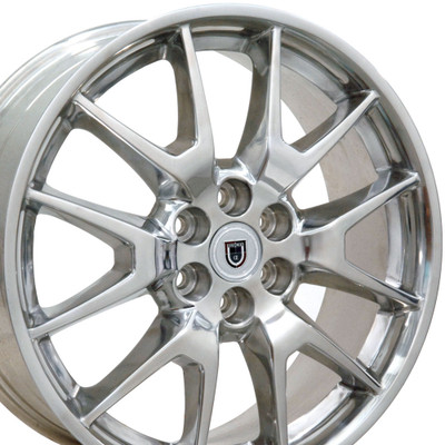 "20"" Fits Cadillac - SRX Wheel - Polished 20x8"