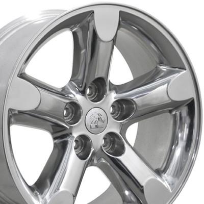 "20"" Fits Dodge - Ram 1500 Wheel - Polished 20x9"