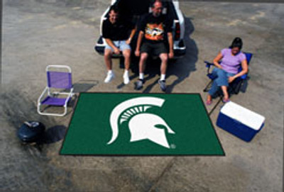 "Michigan State Utility Mat 60""x96"""