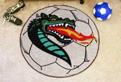 Univ of Alabama Birmingham Soccer Ball Mat
