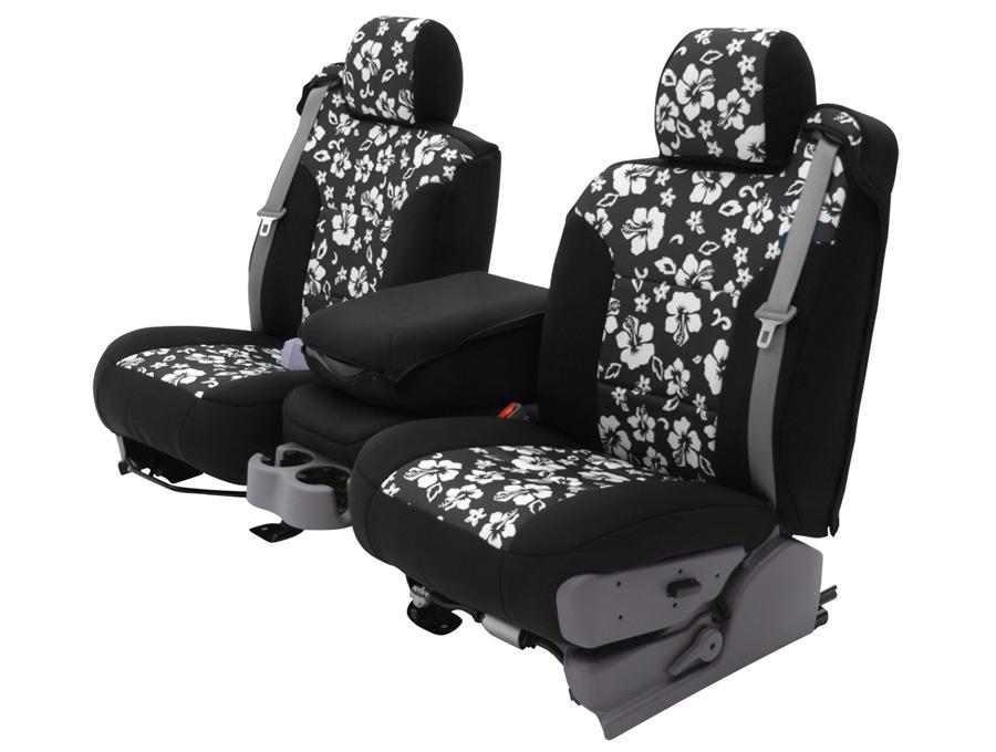 coverking genuine cr grade neoprene seat covers hawaiian. Black Bedroom Furniture Sets. Home Design Ideas