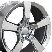 "20"" Fits Camaro SS Wheel Chrome 20x9"