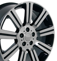 "20"" Fits Land Rover - Range Rover Wheel - Black 20x9.5"