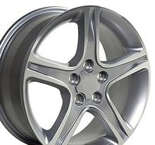 """17"""" Fits Lexus - IS Wheel - Silver 17x7"""