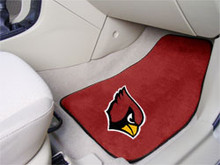 Arizona Cardinals Carpet Floor Mats