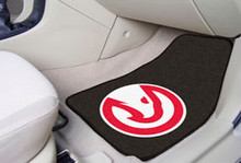 Atlanta Hawks Carpet Floor Mats