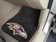 Baltimore Ravens Carpet Floor Mats